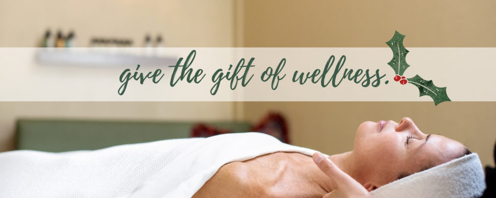 give the gift of wellness image